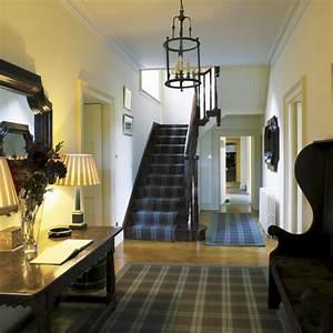 Hallway Take a tour around a Scottish Highland retreat