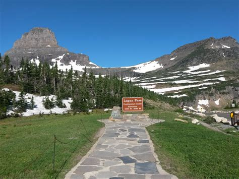 national park passes one hike you do not want to miss at glacier national park points with a crew