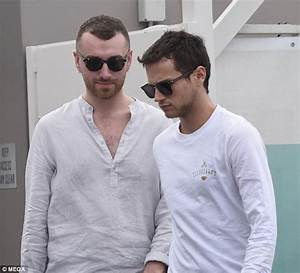 Sam Smith spotted with Brandon Flynn in Sydney for NYE ...