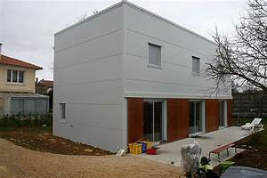 Prix Charpente Métallique Maison : construction maison ossature m tallique r habilitation ~ Premium-room.com Idées de Décoration