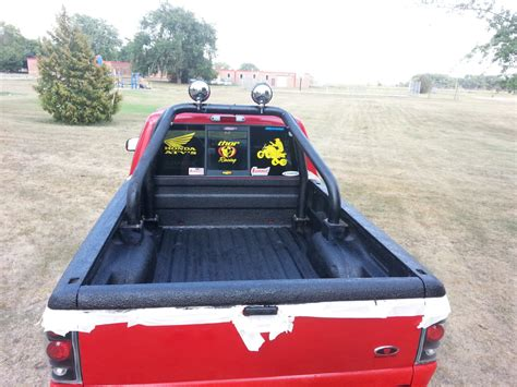 anyone spray bedliner on their factory bed rail covers fender flares ranger forums the
