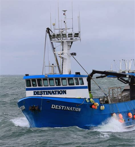 Alaskan Fishing Boat Captain by Owner Of Sunken Crab Boat Testifies He Had Faith In Both