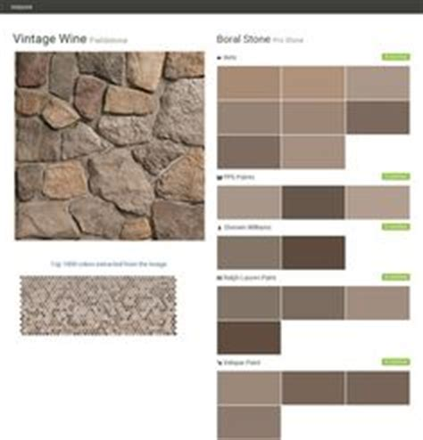 earth blend river rock cultured boral behr ppg paints sherwin williams