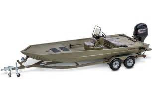 Aluminum Boats Grizzly Images