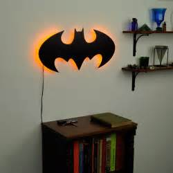 lighted batman logo wall toddler room ideas batman bedroom batman room furniture