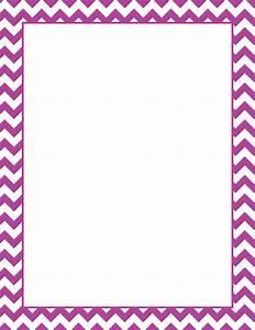 Printable purple chevron border. Free GIF, JPG, PDF, and ...
