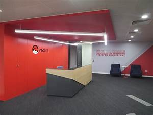Completed Development of Red Hat Offices