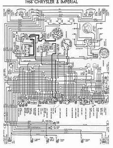 1956 Chrysler And Empire Electrical Wiring Diagram