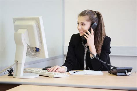Front Desk Salary Canada by Receptionist Wanted