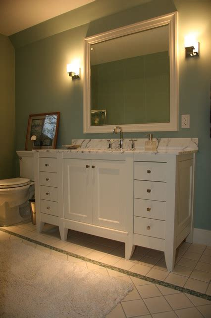stains for kitchen cabinets cabinetry traditional bathroom boston by toby 5740