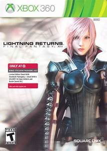Lightning Returns Final Fantasy Xiii For Xbox 360 Sales