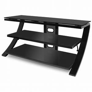 Meuble Tv Ecran Plat : de conti sette noir sette n achat vente meuble tv sur ~ Teatrodelosmanantiales.com Idées de Décoration