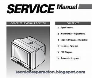 Thaspeedhoe  U2022 Blog Archive  U2022 Manual De Reparacion De Tv Daewoo