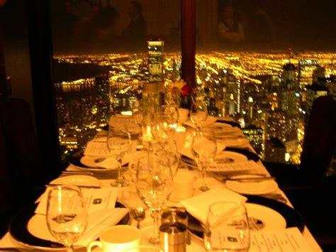 95th Floor Hancock Dinner Reservations by Hancock Signature Room View From 95th Floor