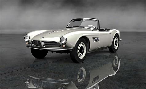 The Timeless Classic BMW 507 Roadster - CARLASSIC