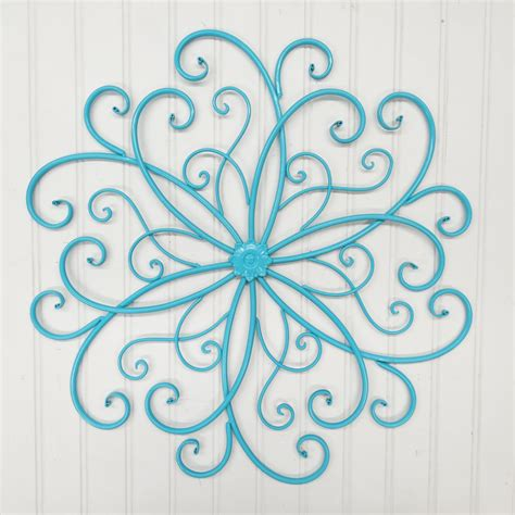 outdoor metal wall wall decor faux wrought iron metal wall