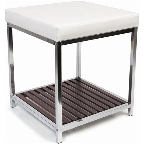 vanity bench seat in tub caddies and accessories