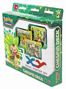 Pokemon Xy Kalos Starter Deck Set Of 3 Da Card World