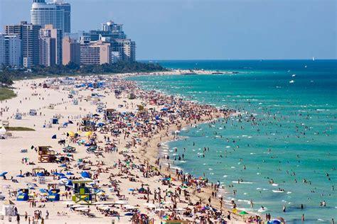 Miami Spring Break Spring Break In South Beach Miami 2019