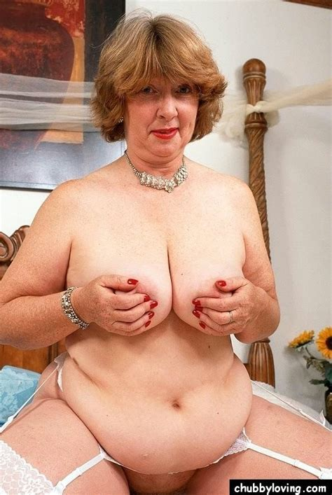Busty Mature Fattie Margerie Getting Naked And Showing