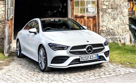Redesigned 2020 mercedes benz cla all you need to know. Mercedes-Benz Cla Class CLA 200 AMG Line Edition 4dr