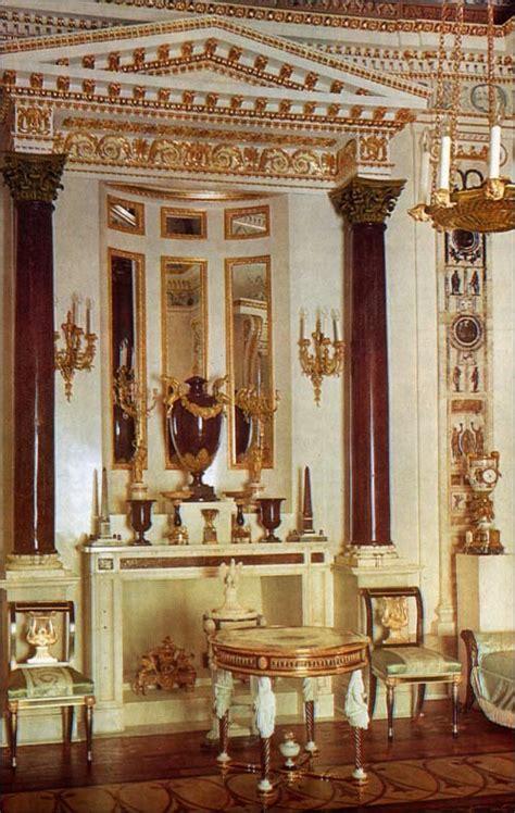 boudoir pavlovsk palace park country residence