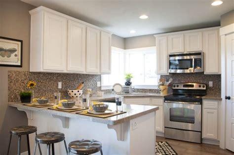 super functional corner kitchen designs suitable