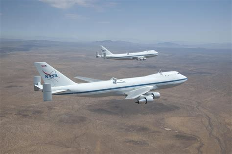 NASA Armstrong Fact Sheet: Shuttle Carrier Aircraft | NASA