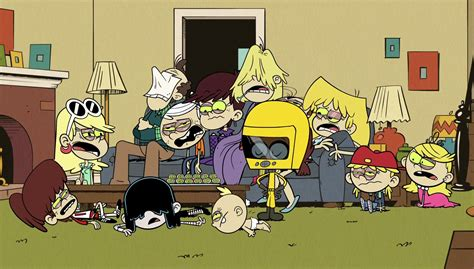 The Loud House Un Resfriado Sobre La Casa Loud 484