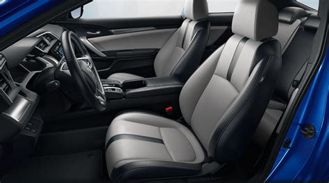 honda civic  touring  interior image gallery