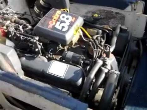 cobra  ford  engine  bayliner boat youtube