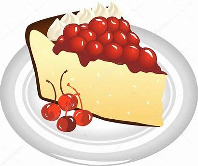 Cheesecake Clipart Slice Vector Cake Illustration Cheese