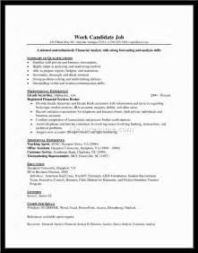 financial examiner cover letter