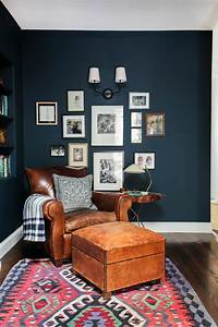 40 idees en photos pour comment choisir le fauteuil de lecture With tapis de souris personnalisé avec canapé chesterfield cuir marron