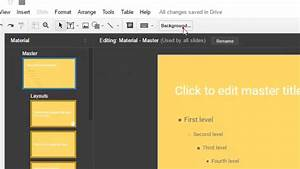 How To Change Theme Color In Google Slides