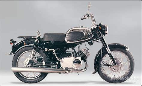 yamaha ya6 125 santa barbara specs 1964 1965 autoevolution