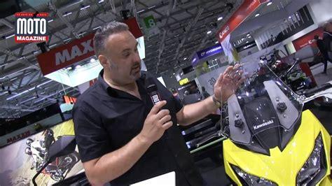 Kawasaki Versys 650, La Même En