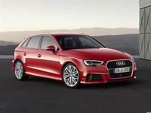 Audi A3 S Line 2016 : fotos de audi a3 sportback 2 0 tfsi s line 2016 ~ Medecine-chirurgie-esthetiques.com Avis de Voitures