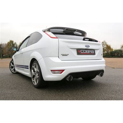 Ford Performance Exhaust Focus St by Ford Focus St 225 Mk2 Cat Back Sports Exhaust