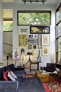 Modern Architecture with Eclectic Decor Inspired by