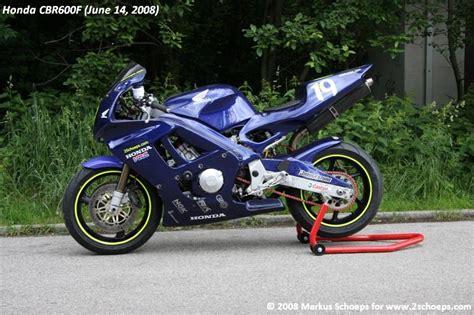 honda cbr 600 f pc25 honda cbr600f pc25 rennmotorad biete motorrad
