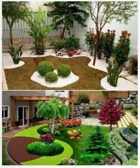Ideas Para Jardines Pequeños  Lo Mas Novedoso En