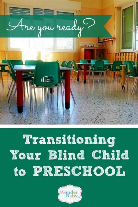 transition from early intervention to preschool transitioning your blind child to preschool the o jays 106