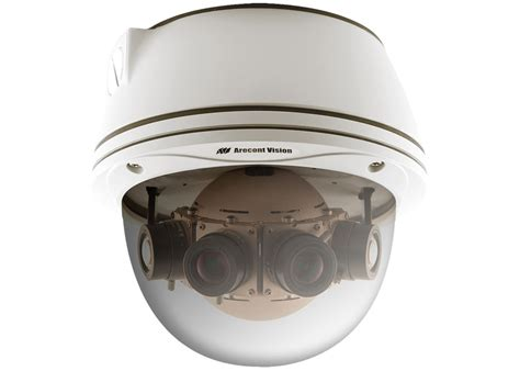 Arecont Vision Surroundvideo 8mp Daynight 360degree Ip