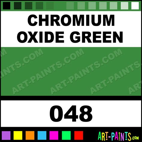 Chromium Oxide Green Finest Artists Watercolor Paints