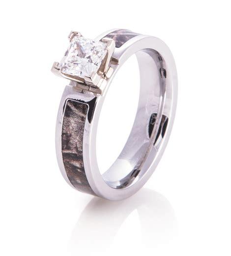 hunting wedding ring camo engagement wedding ring camo engagement rings