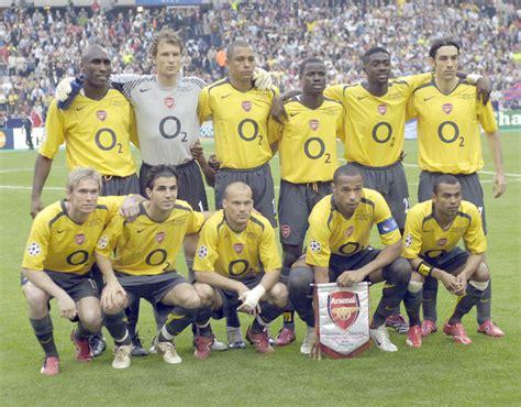 Champions Final 2006 I Highlights FC Barcelona - Arsenal (2-1) - YouTube