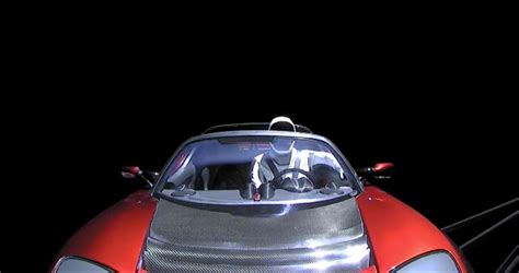 31+ Feed Tesla Car In Space Live Images