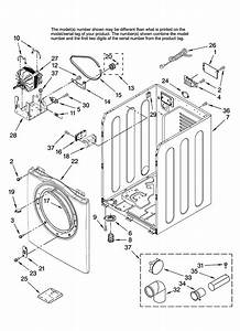 Amana Residential Dryer Parts