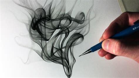 How To Draw Smoke Youtube